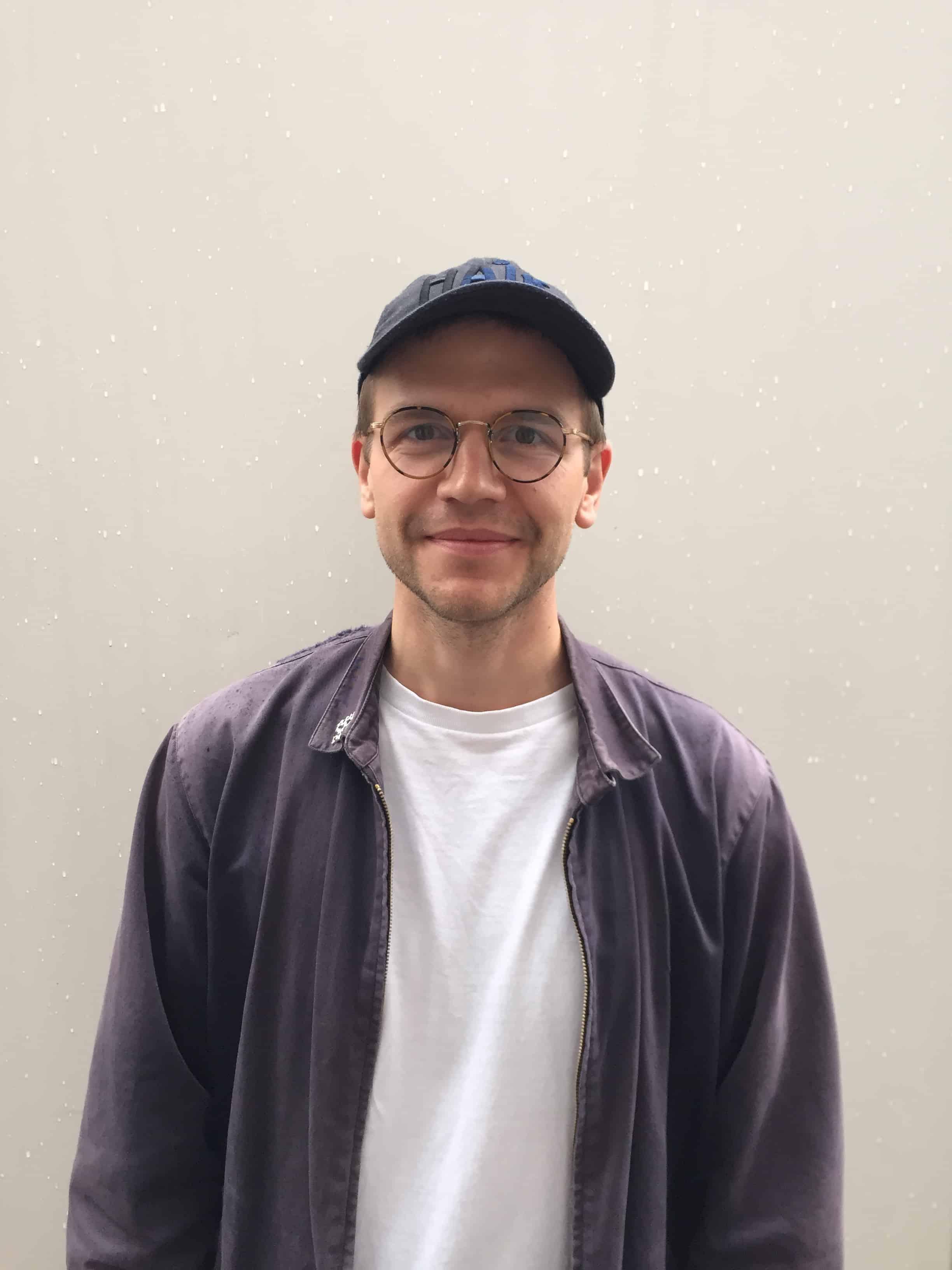 Unge Kunstneres Samfund Ruben Steinum