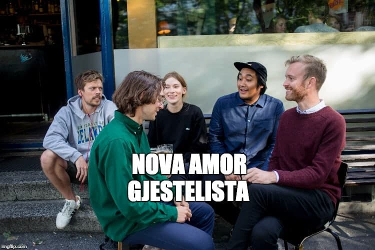 Nova Amor