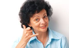 Jeg ringer min mor