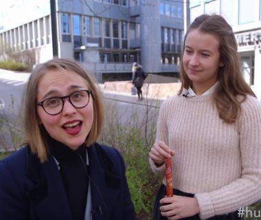 Mette Alstad og Amanda Erlandsen